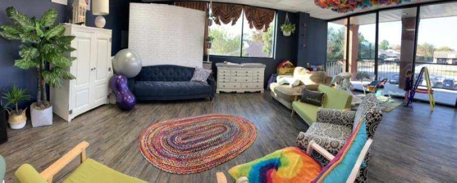 Artio Birth Care opened in October at 614 S. Edmonds Lane, Ste. 205, Lewisville. The education center offers classes and groups for people preparing for childbirth. (Courtesy Artio Birth Care)