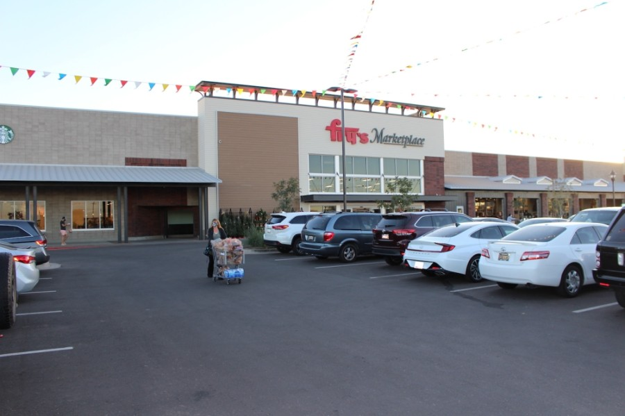 Fry's Marketplace, Post at Cooley Station