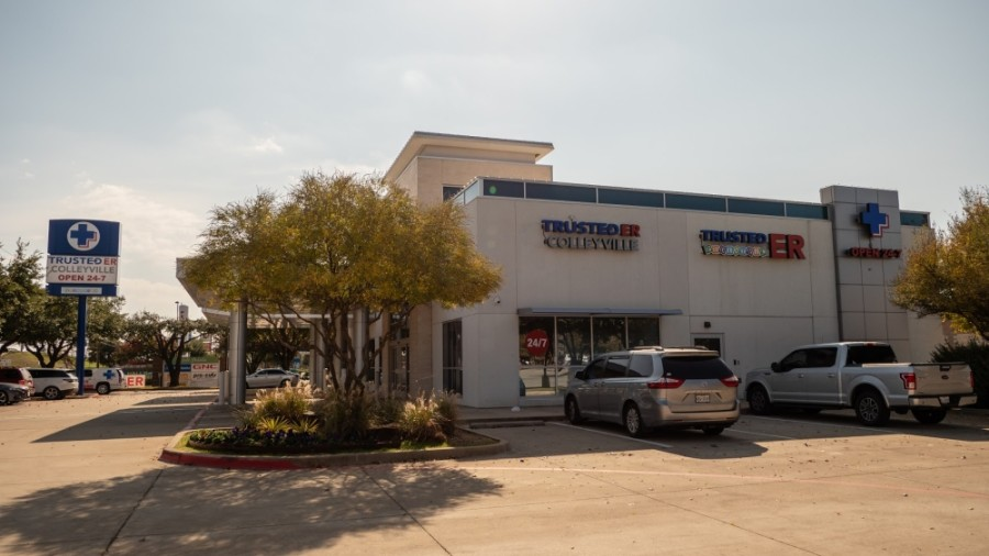 Trusted ER Colleyville and Pediatric ER is now open and offers various services to clients in its 24/7 center. (Courtesy Trusted ER Colleyville and Pediatric ER)