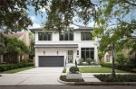 2332 Robinhood St., Houston: This new home is a short walk to Rice Village and Rice University, and it is a short bike ride to Texas Medical Center, museums and Hermann Park. Silvan Homes created a home that offers clean modern lines while still maintaining warmth and comfort. Designed for luxury, the home features high-end stainless appliances, designer lighting, hardwoods, high ceilings, an open floor plan, and a living room with views to the yard and a covered veranda. 4-5 bed, 5 full, 1 half bath/4,904 sq. ft. Sold for $2,176,001-$2,501,000 on Nov. 10. (Courtesy Houston Association of Realtors)