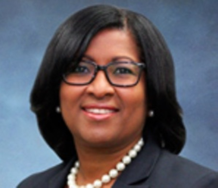 Gwen Sims first joined Harris County Public Health in 1997. (Courtesy Harris County Public Health)