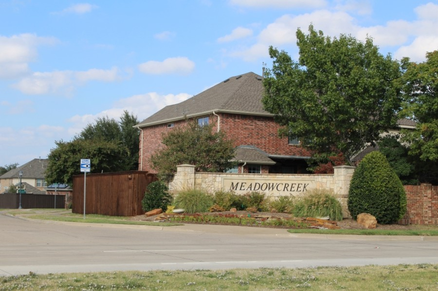Meadowcreek is Frisco's featured neighborhood for December. (William C. Wadsack/Community Impact Newspaper)