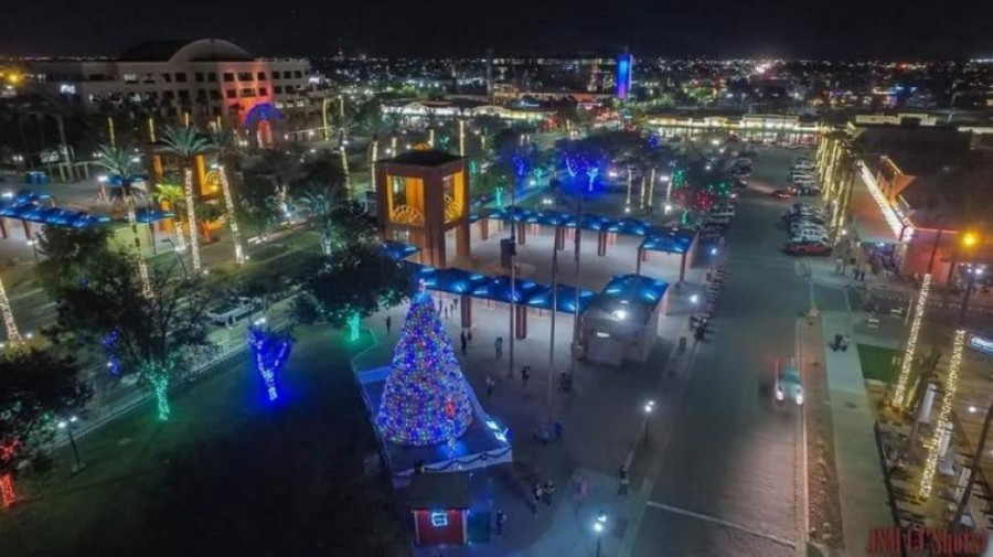 Here are some ways to get in the holiday spirit around Chandler in the month of December. (Courtesy city of Chandler)