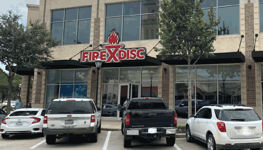 This is the first retail Firedisc Cooker store, a brand known for its versatile propane cooker. (courtesy Firedisc Cookers)