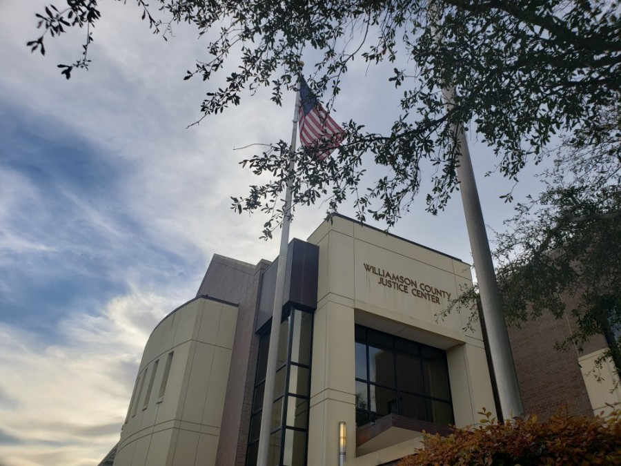 Williamson County in-person jury trials are delayed after a cleared docket.  (Ali Linan/Community Impact Newspaper)