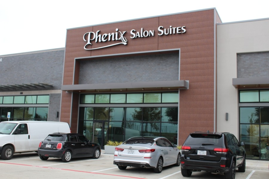Phenix Salon Suites opened in early December at 6700 Alma Road, Ste. 100, McKinney. (William C. Wadsack/Community Impact Newspaper)
