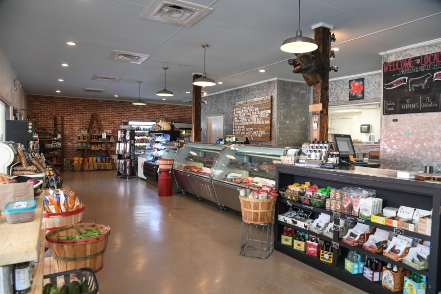 Local Yocal Farm to Market sells grass-fed meats, organic dairy and pantry products. (Courtesy Local Yocal Farm to Market)