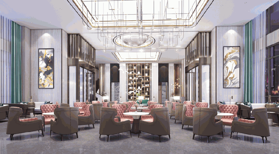 The Blossom Hotel - Houston is coming to Houston in April 2021. (Courtesy Blossom Holdings)