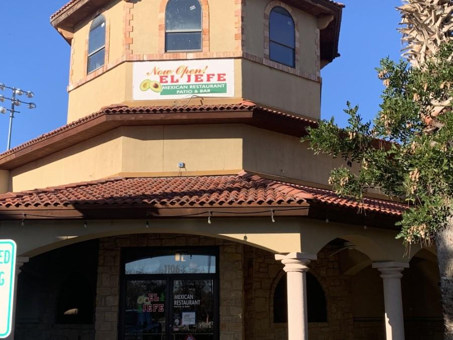 The restaurant has an extensive menu that includes nachos, burgers, salads, empanadas, tacos, flautas, enchiladas and more. (Heather Demere/Community Impact Newspaper)