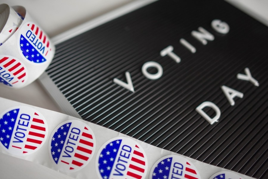 GCISD Place 5 candidates Coley Canter and Tommy Snyder are competing in a runoff election on Dec. 8. (Courtesy Pexels)