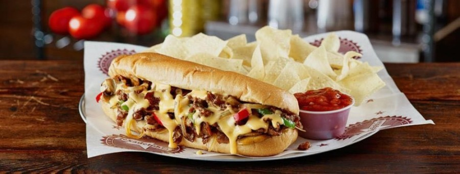 The Austin-based eatery first opened in March 2019 and specialized in offering a Texas twist on Philly cheesesteaks. (Courtesy Texadelphia)