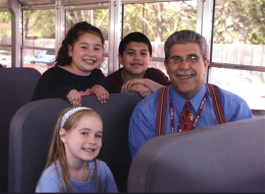 Guy Sconzo, who was the former superintendent at Humble ISD for 15 years, died in April from cancer. The HISD board of trustees voted Dec. 8 to name a school after him. (Courtesy Humble ISD)