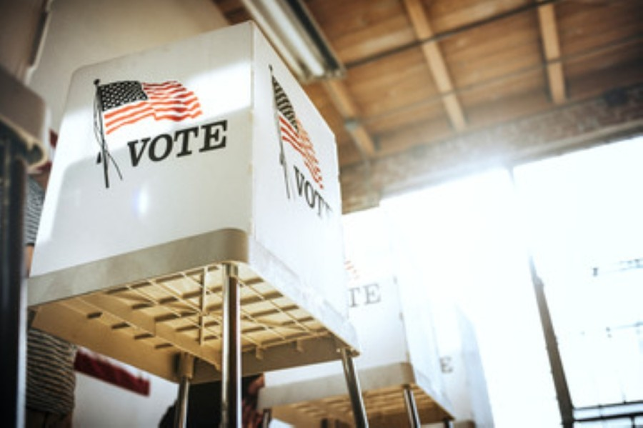 Early voting numbers from Tarrant County elections show Coley Canter leading in the Grapevine-Colleyville ISD Place 5 runoff. (Courtesy Adobe Stock)