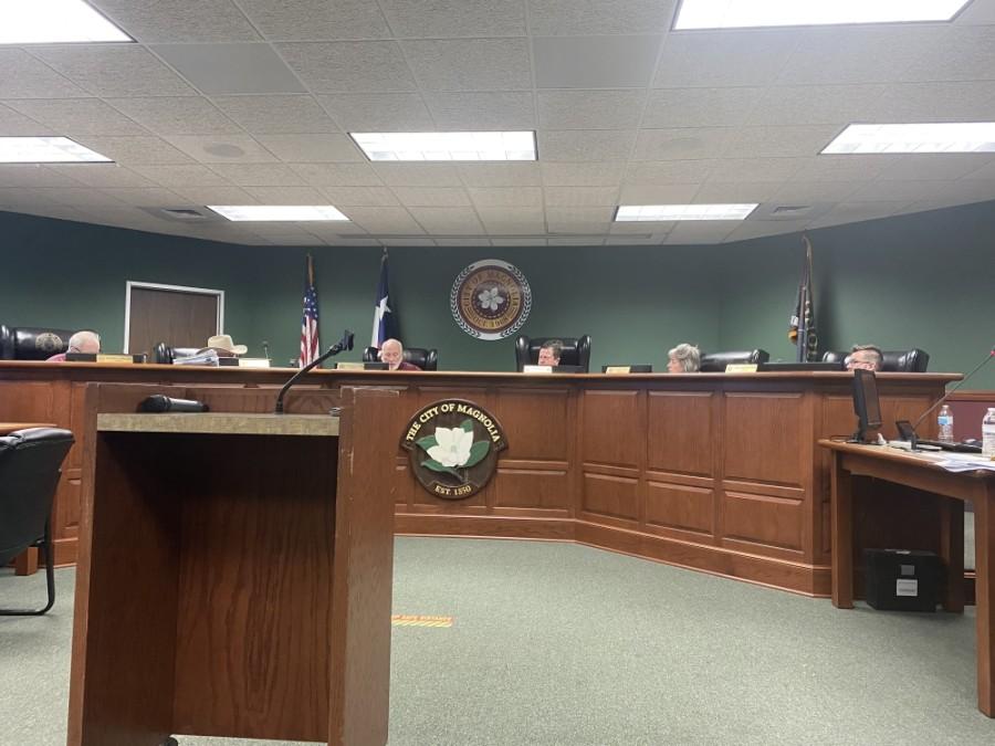 Magnolia City Council
