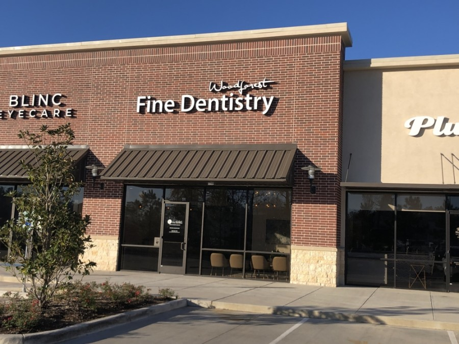 Woodforest Fine Dentistry opened in August. (Courtesy Woodforest Fine Dentistry)