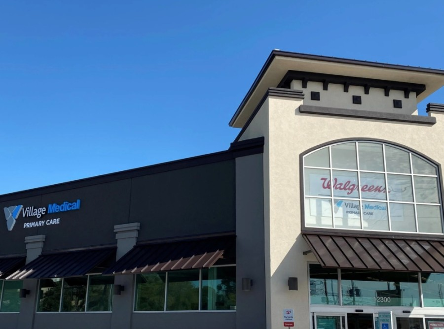 A new location of Village Medical is now open as of Dec. 9 at the Walgreens location at 12314 Jones Road, Houston, near the Cypress North Houston Road intersection. (Courtesy Walgreens)