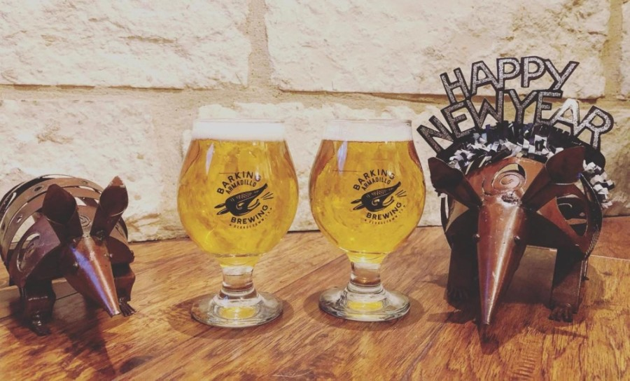The Barking Armadillo taproom is located at 507 River Bend Drive, Georgetown. (Courtesy Barking Armadillo)
