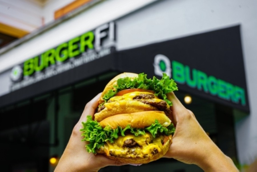 (Courtesy BurgerFi)