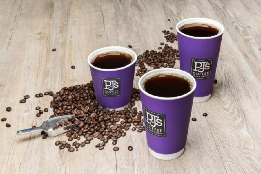 PJ's Coffee of New Orleans serves a variety of coffee and organic tea beverages as well as breakfast pastries. (Courtesy PJ's Coffee of New Orleans)
