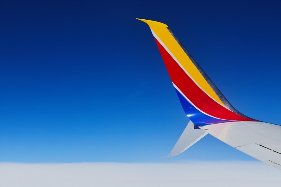 Southwest Airlines will begin flying out of George Bush Intercontinental Airport in 2021. (Courtesy Southwest Airlines)