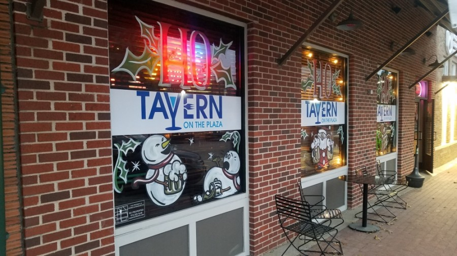 Alkeys Lounge & Eatery in Old Town Lewisville has changed its name to Tavern on the Plaza. (Community Impact staff)