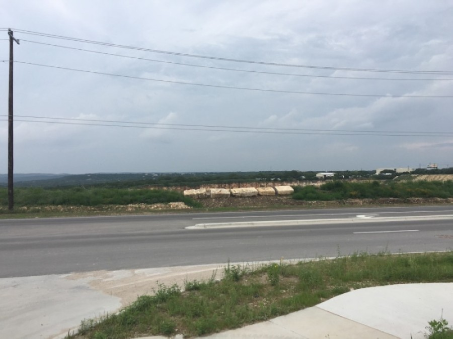 Lime Creek Quarry is located on both sides of Anderson Mill Road in Cedar Park. (Community Impact staff)