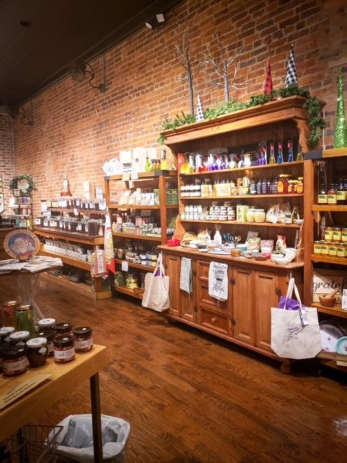 Grapevine Olive Oil Company relocated to a larger location in November. (Courtesy Grapevine Olive Oil Company)