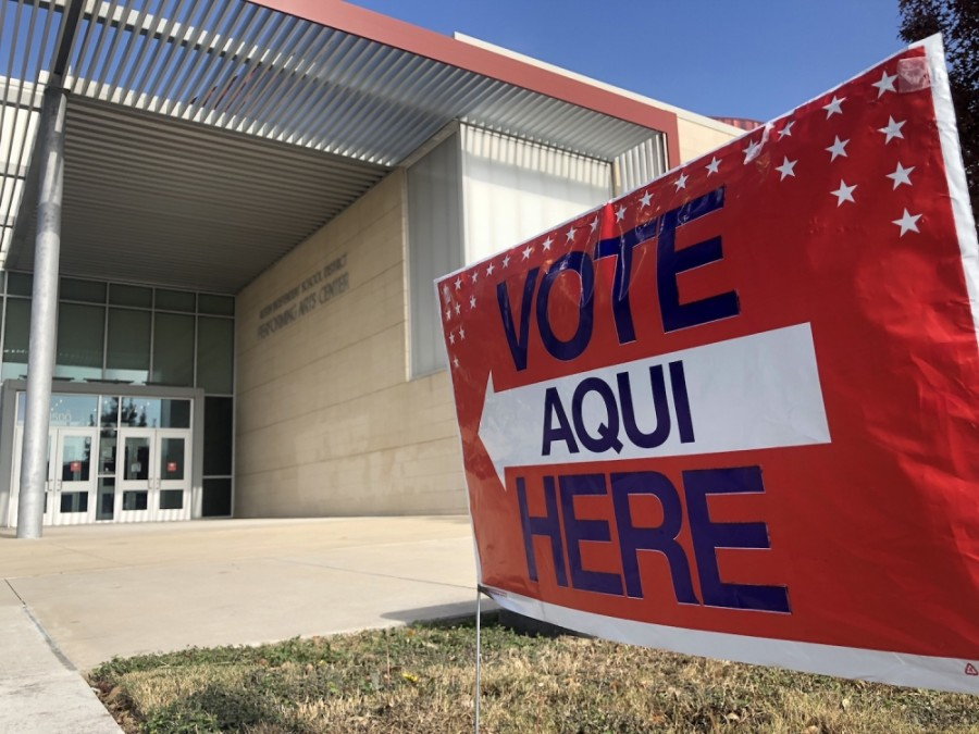 Residents in Austin ISD voted Dec. 15 in a runoff election for the district's Place 8 seat. (Jack Flagler/Community Impact Newspaper)