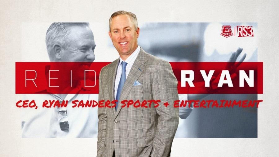 Reid Ryan is returning as the CEO of Ryan Sanders Sports & Entertainment. (Courtesy Round Rock Express)