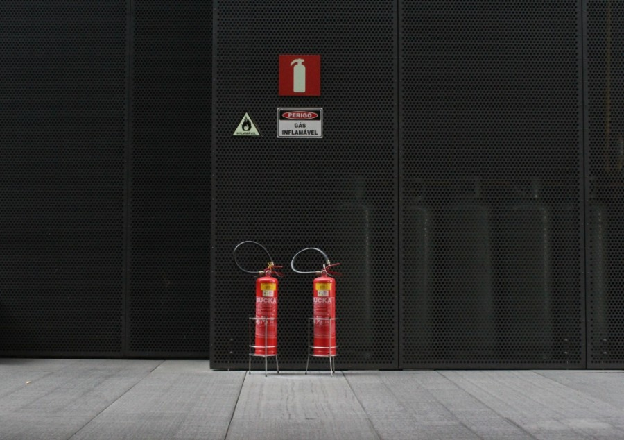 flammable gas tanks