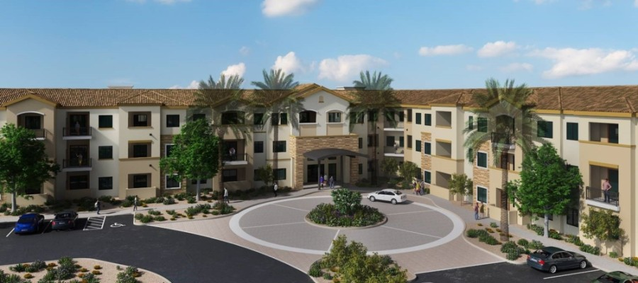 A senior living facility in Chandler is implementing a new way to detect infectious pathogens—including COVID-19. (Courtesy Cadence Living)