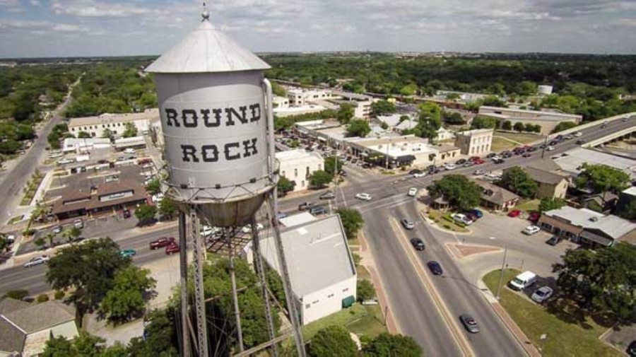 """I am so happy to see this major alternative to being trapped on I-35 going to or from Georgetown is now available, and you can zip between Round Rock and Westinghouse Road in great time,"" Williamson County Precinct 1 Commissioner Terry Cook said in the release. (Courtesy city of Round Rock)"