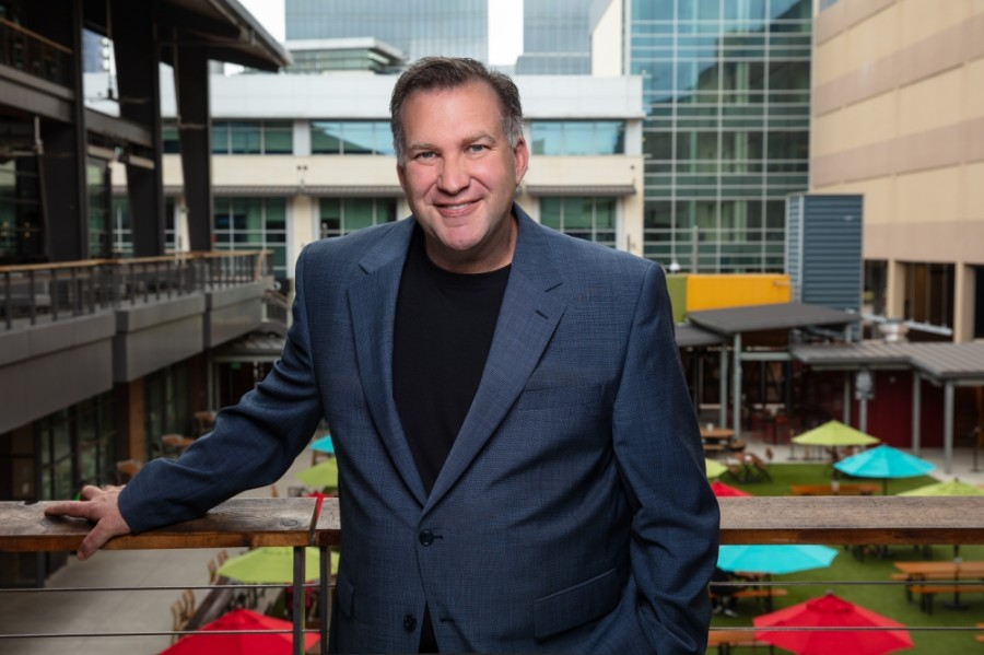 Former president and chief creative officer Jack Gibbons has been named CEO of FB Society. (Courtesy FB Society)