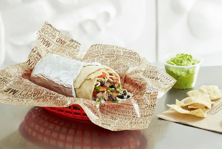 Chipotle offers burritos, bowls, tacos and salads. (Courtesy Chipotle Mexican Grill)