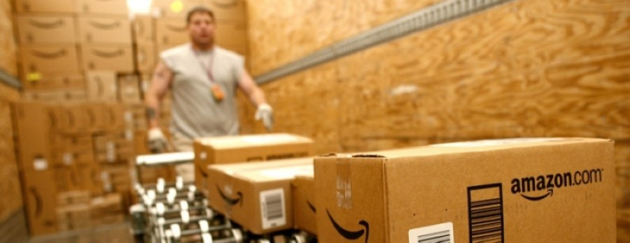 Amazon's proposed 1,005,000-square-foot facility is expected to come online by September. (Courtesy Amazon.com Inc.)