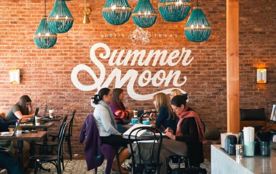 Summer Moon Coffee opened a location at 9402 Hwy. 6, Missouri City. (Courtesy Summer Moon Coffee)