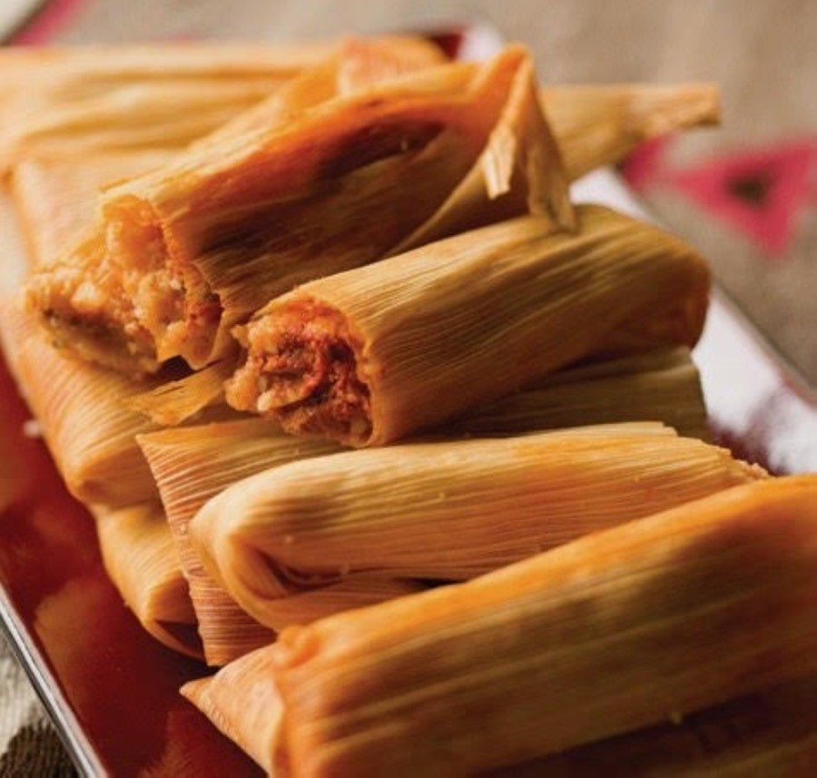 In addition to baked goods, Magnolia's Bakery also offers food items such as Mexican tamales. (Courtesy Magnolia's Bakery)