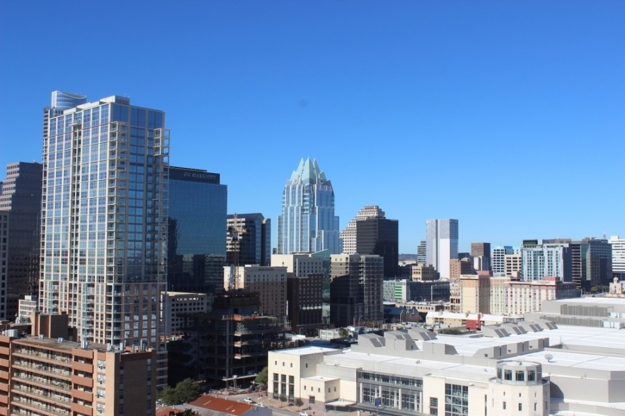 Downtown Austin (Christopher Neely/Community Impact Newspaper)