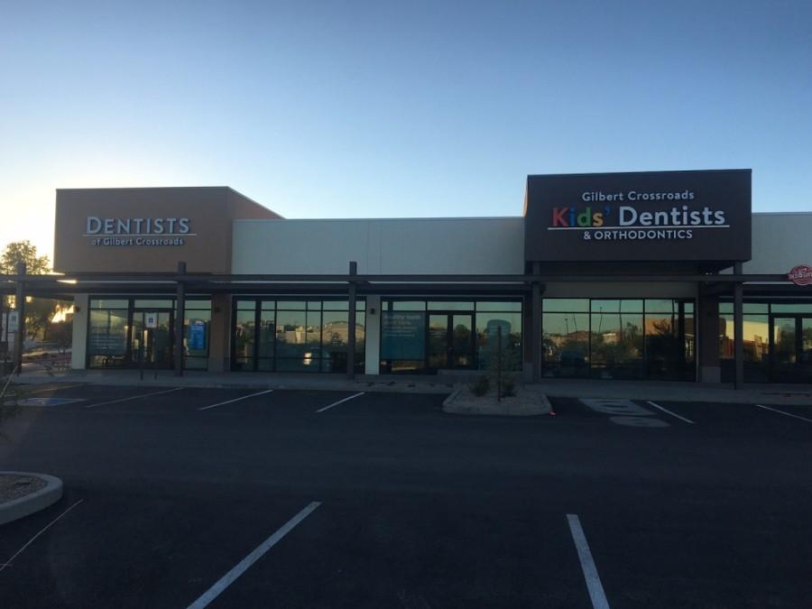Dentists of Gilbert Crossroads, Gilbert Crossroads Kids' Dentists & Orthodontics,