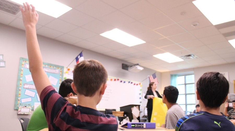 Conroe ISD is using internal measurements to rack student progress this year while state-level assessments are on hold. (Lindsey Juarez Monsivais/Community Impact Newspaper)