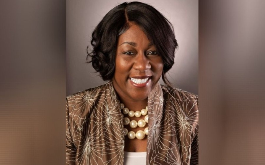 Angel Harris is the United Way of Greater Houston's new vice president and chief advancement officer. (Courtesy United Way of Greater Houston)