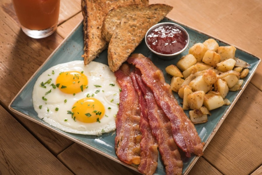 The daytime cafe First Watch serves made-to-order breakfast, brunch and lunch items using farm-fresh ingredients. (Courtesy First Watch)