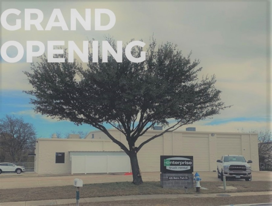Enterprise Truck Rental is now open in McKinney. (Courtesy Enterprise Truck Rental)