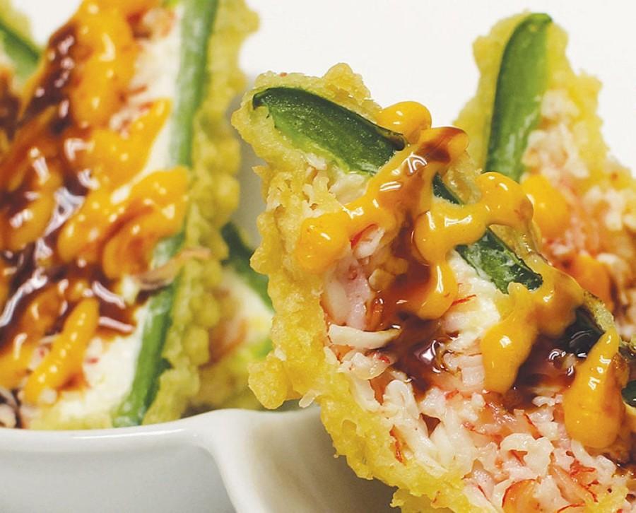 Japanese restaurant Sushi Sakana officially opened Dec. 23 in Southlake. (Courtesy Sushi Sakana)