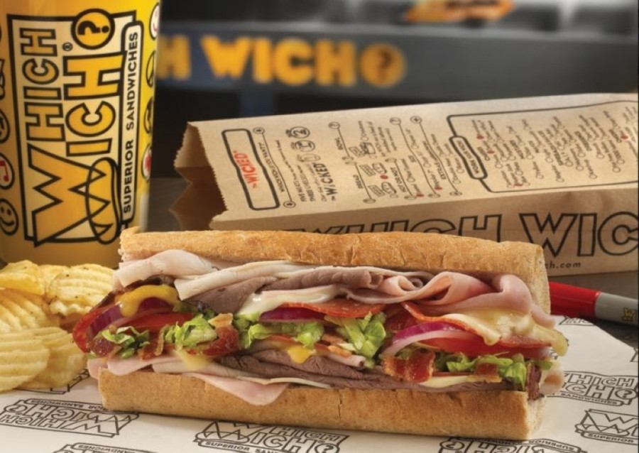 Which Wich has closed one of its McKinney locations. (Courtesy Which Wich)