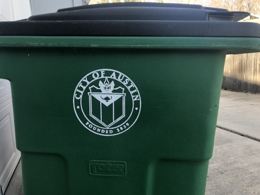 Austin Resource Recovery is expanding its curbside composting program to include all its customers as of February. (Jack Flagler/Community Impact Newspaper)