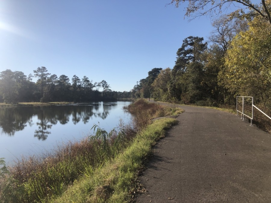 "A group of local community leaders and volunteers working to improve water quality in Cypress Creek released a draft plan Jan. 4 outlining a ""protection plan"" for the watershed. (Andy Li/Community Impact Newspaper)"
