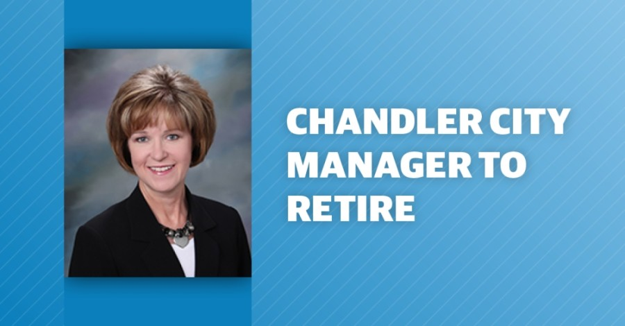 Chandler City Manager Marsha Reed announced Jan. 6 that she will retire in March. (Community Impact Newspaper staff)