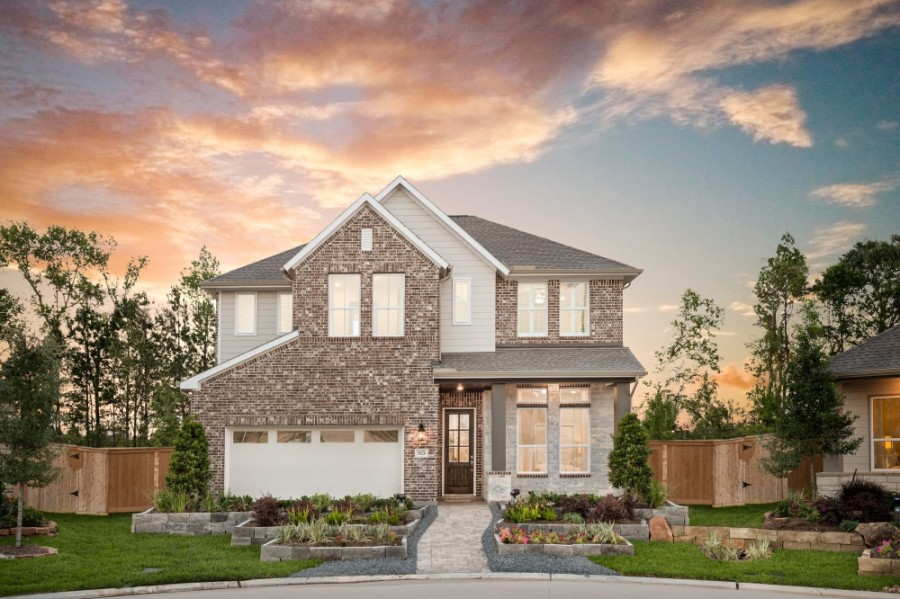 The development is being built by Trendmaker Homes Houston. (Courtesy Trendmaker Homes Houston)