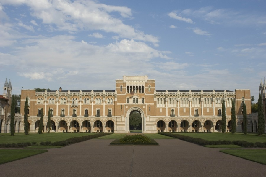 Rice University will go virtual for all of its classes at the start of the spring semester. (Courtesy Rice University)